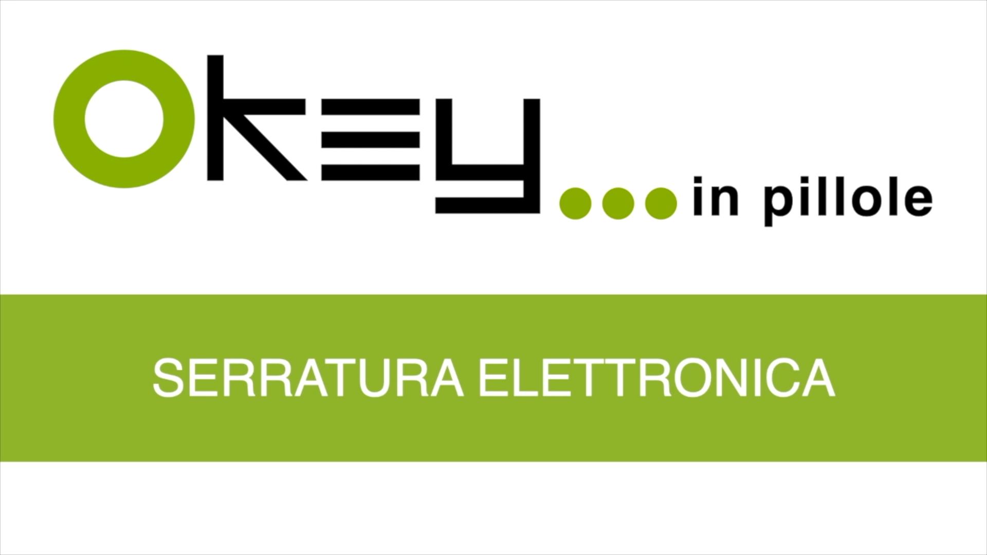 04 Serratura Elettronica