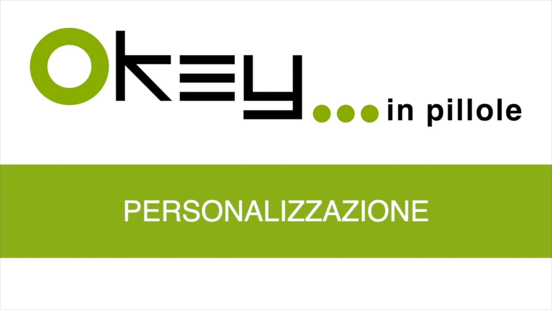 07 Personalizzazione